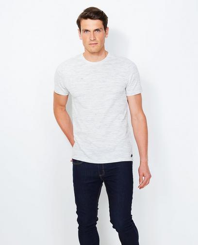 Slub jersey T-shirt
